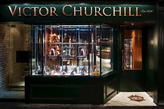 Luxe Victor Churchill Butcher, Австралия, бутики