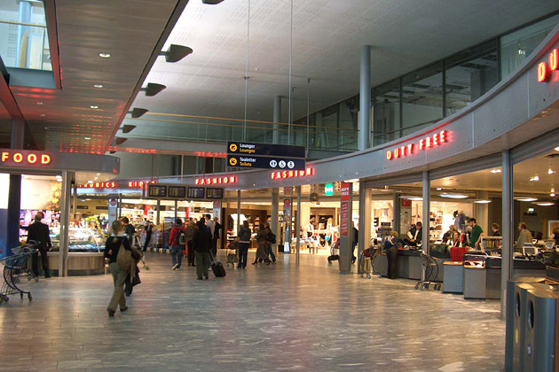 Oslo Airport Duty Free, �������� ����