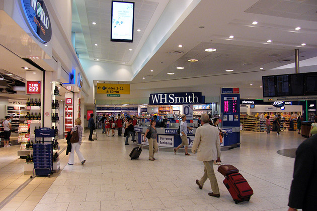 London Heathrow Airport Duty Free and Tax Free, �������� «������», ������
