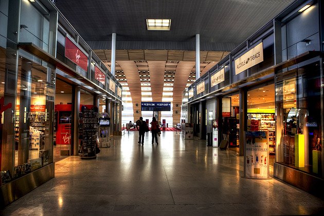 Charles de Gaulle International Airport Duty Free, �������� ����� ����� �� �����, �����