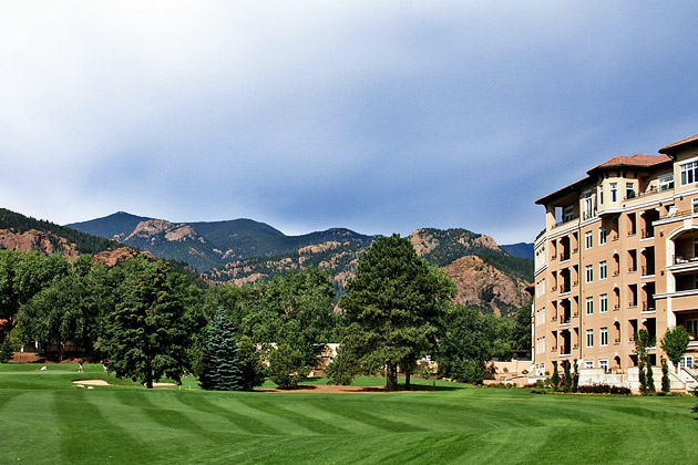 The Broadmoor, Колорадо, США