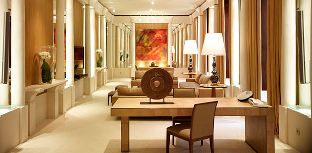 The Imperial Suite: Park Hyatt Paris