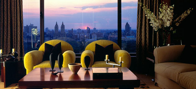 Empire Suite: The Carlyle Hotel
