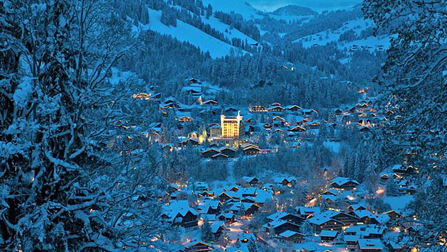 Gstaad Palace � ���������