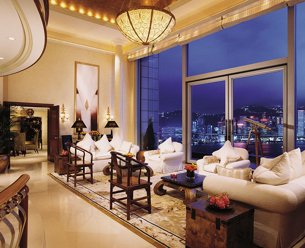 The Peninsula Suite: The Peninsula Hong Kong