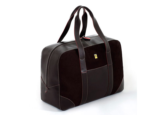 сумки, Ferrari, Ferrari Metal Weekend Bag