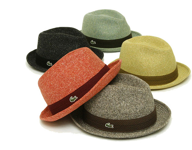 головные уборы, Lacoste, Lacoste Wool Mannish Hat Collection