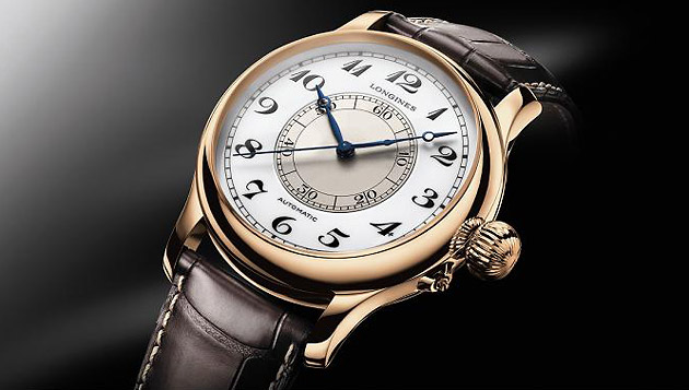 Longines Weems Second-Setting, часы, Longines