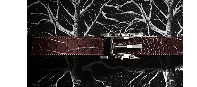 ремни, Alfred Dunhill, Alfred Dunhill Mechanical Belt Buckle