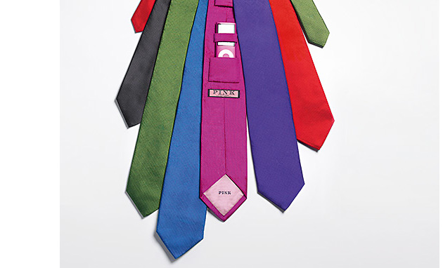 галстуки, Thomas Pink, The Commuter Tie from Thomas Pink