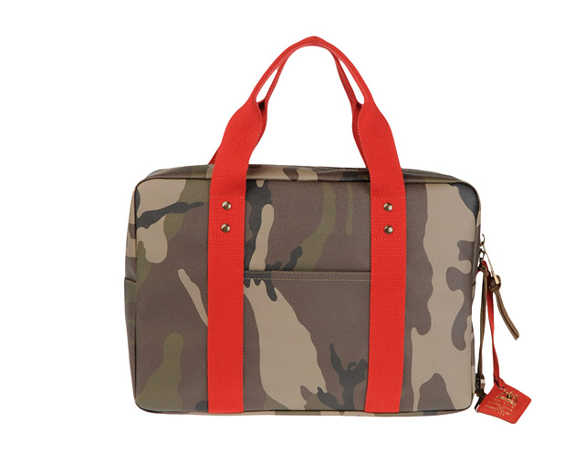 Trussardi 1911 Red Camo Collection