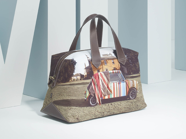Paul Smith SS 2011 Bags