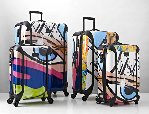 Tumi Tag LE Luggage