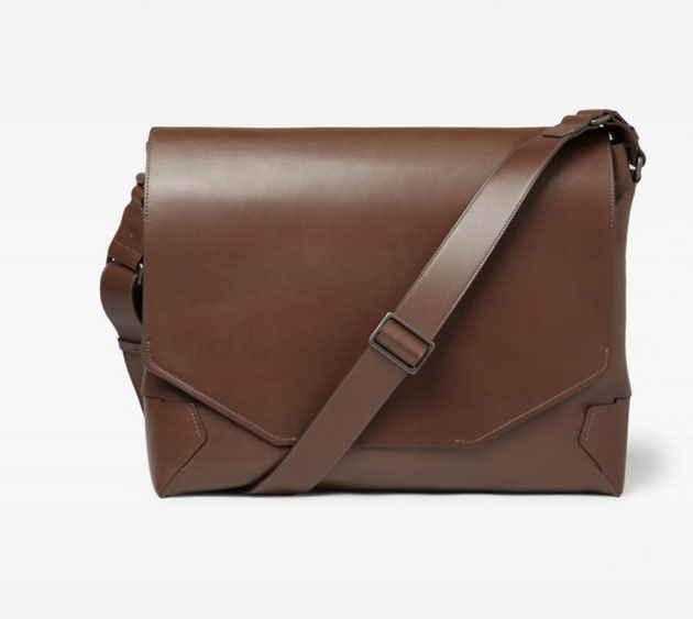 Lanvin Origami Leather Bag