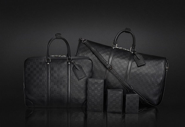 Louis Vuitton Damier Infini Collection