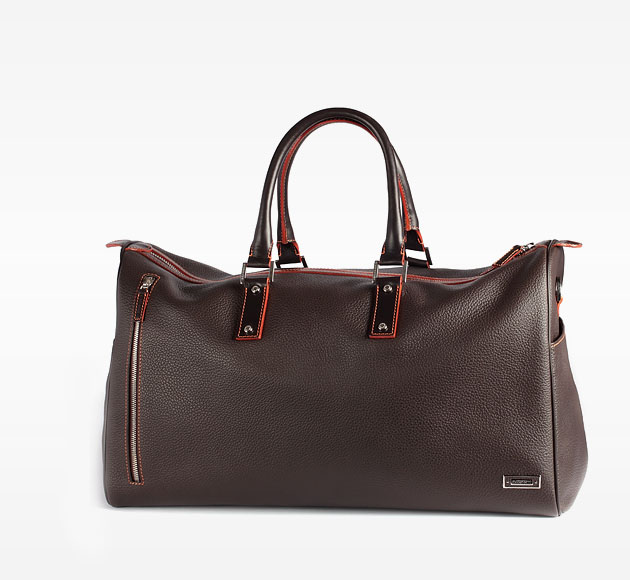 A.Testoni Leather Bag