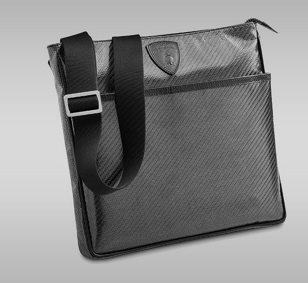 Lamborghini Carbon Fiber Bags Collection