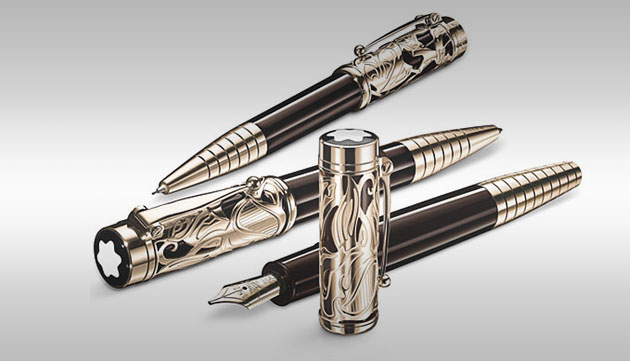 Montblanc Limited Writers Edition Carlo Collodi