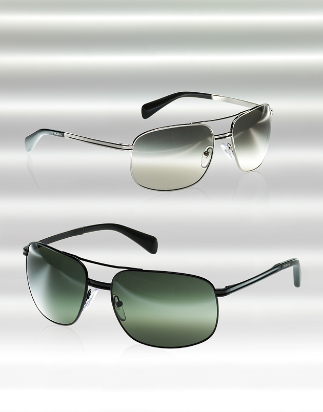 Prada Mens Sunglasses SS 2011