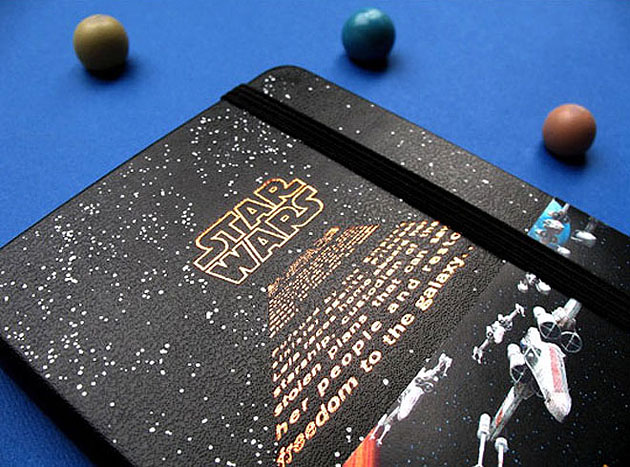 Moleskine Star Wars Limited Edition