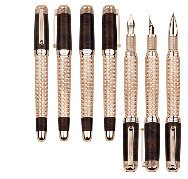 Tibaldi & Bentley Limited Edition Mulsanne Pens