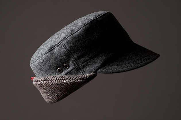 головные уборы, осень-зима 09/10, Hard Graft, Hard Graft Headwear Collection