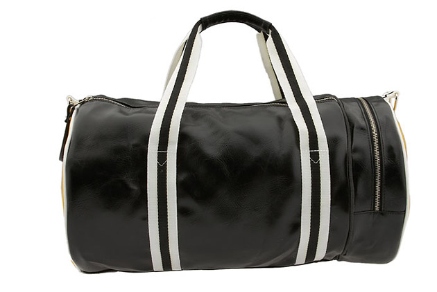 Fred Perry Contrast Barrel Bag, сумки, спорт, Fred Perry