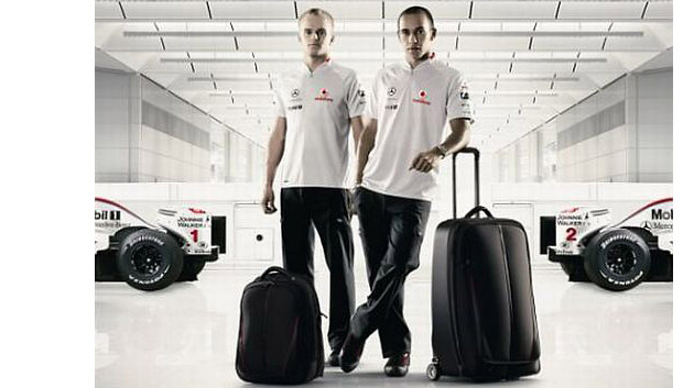 McLarenSport Samsonite Black Label Collection, багаж, сумки, McLarenSport, Samsonite