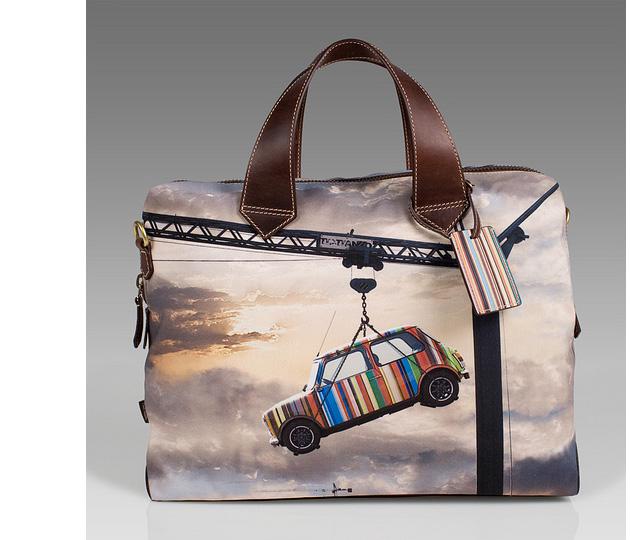 сумка с изображением: