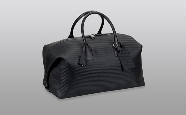 багаж, сумки, Dunhill, Dunhill Holdall Carbon-Fibre