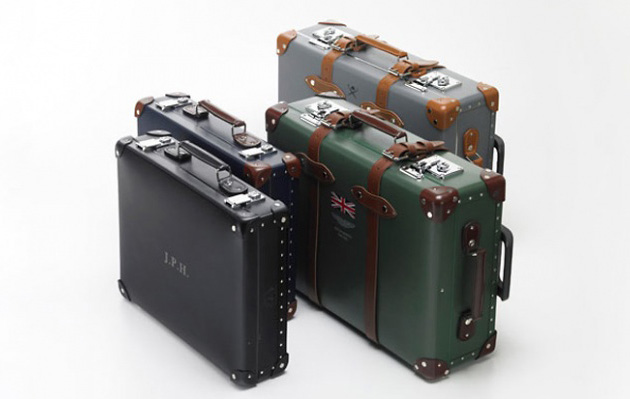Globe-Trotter for Hackett Luggage