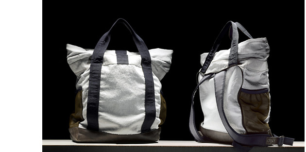 Lanvin Shopping Backpack Bag