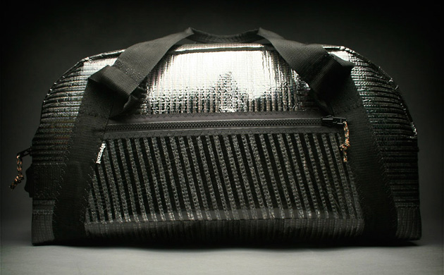 Carbon Fiber Airstream Duffle Bag