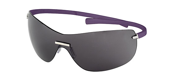 Tag Heuer Eyewear Squadra Night Vision and Purple Temples