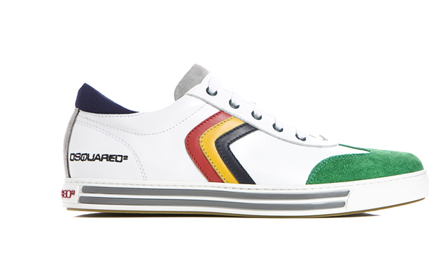 Dsquared2 SS 2011 Sneakers