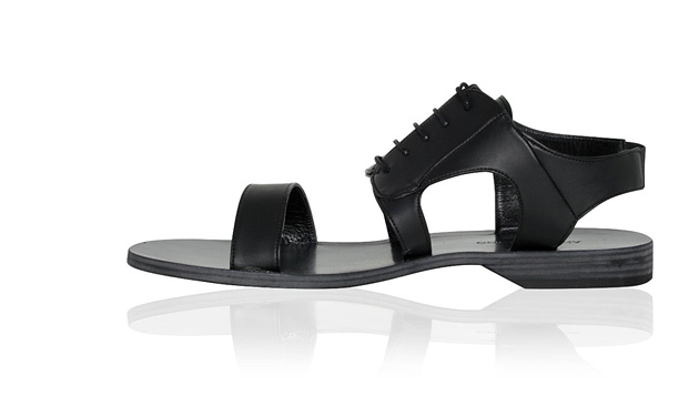 The Blucher Sandal by Ana Locking