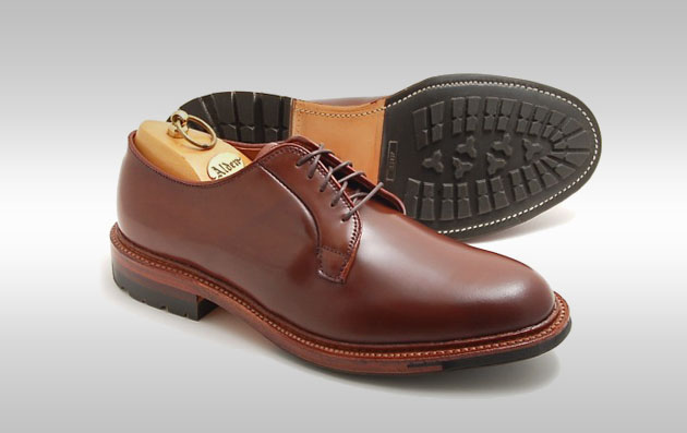 Alden Ravello Plain Toe Blucher