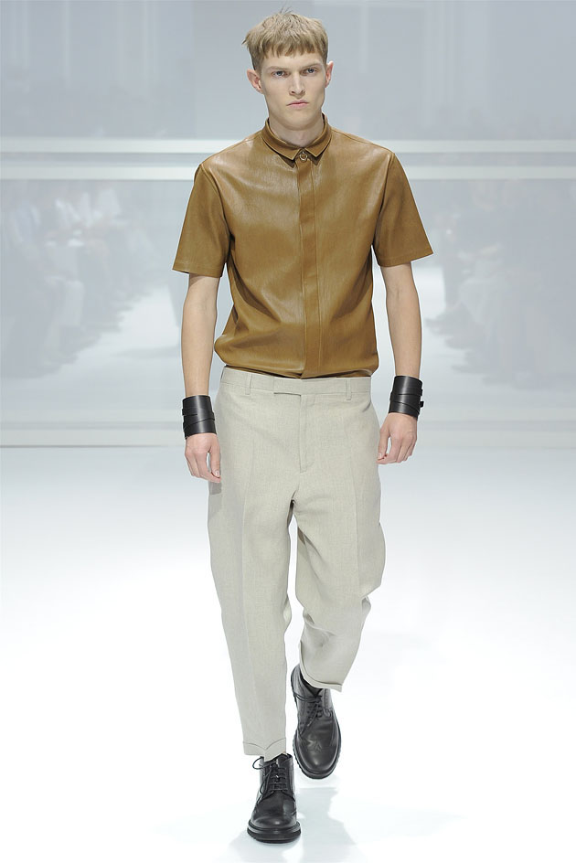 Dior Homme SS 2012