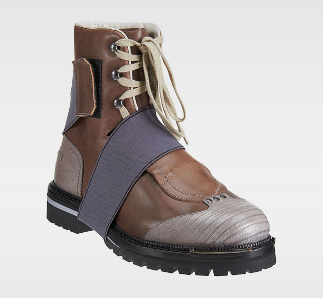 Lanvin Hiking Boot