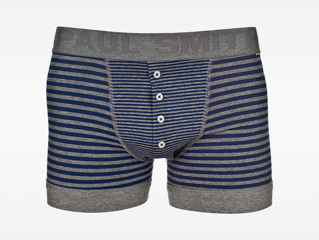 Paul Smith Stripped 4 Button Trunk
