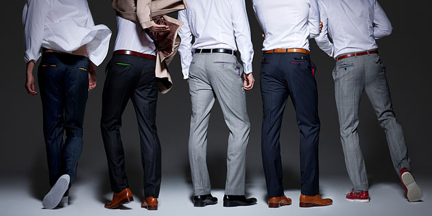 Indochino Pants Collection