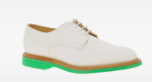 Mark McNairy Suede Officers Shoes