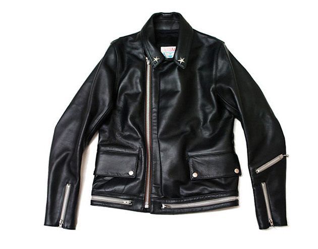 куртки, осень-зима 09/10, Undercover, Undercover Leather Biker Jacket