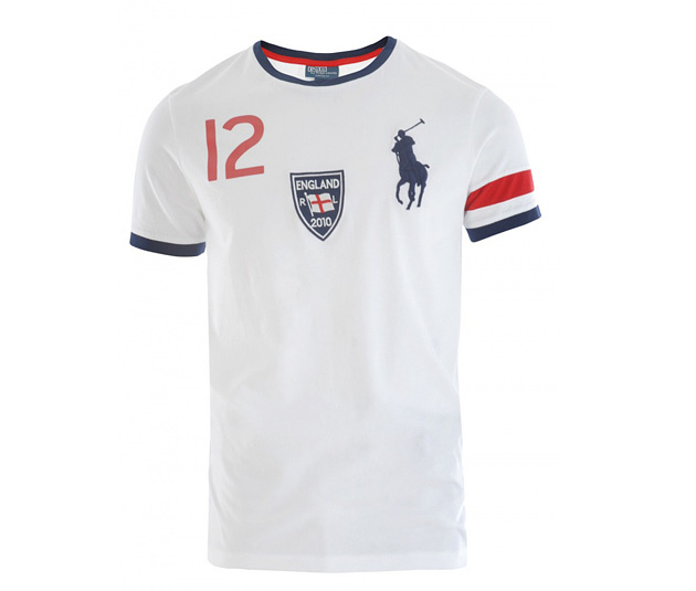 Ralph Lauren World Cup Shirts and Caps