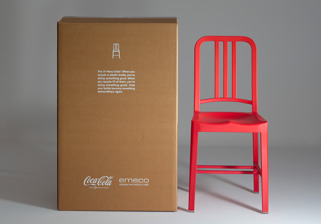 мебель, дизайн, Coca-Cola, Emeco, Coke Emeco Navy Chair Collection