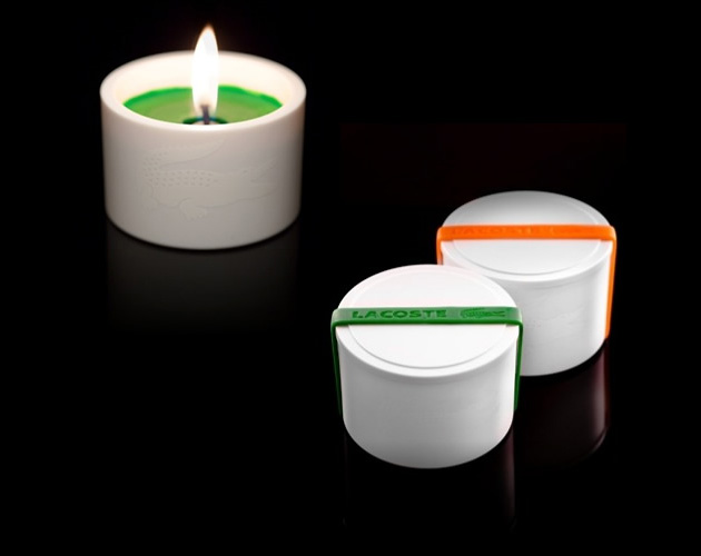 Lacoste Candles