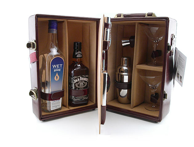Deluxe Portable Travel Bar Set