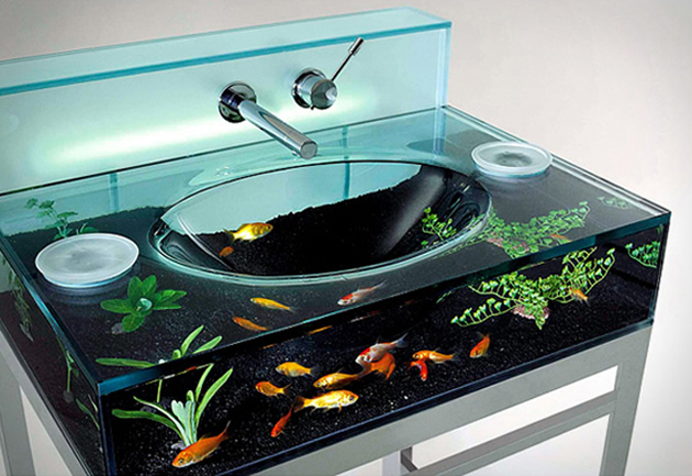 Italbrass Aquarium Sink