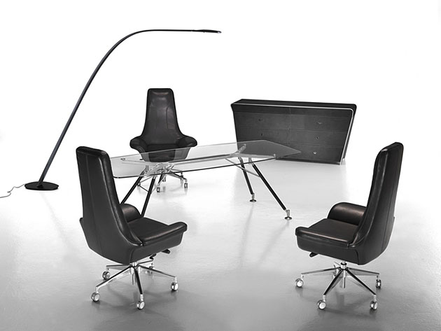Aston Martin Office Furniture
