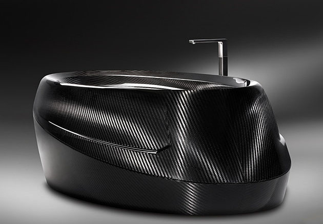 Corcel Carbon Fiber Bath Tub